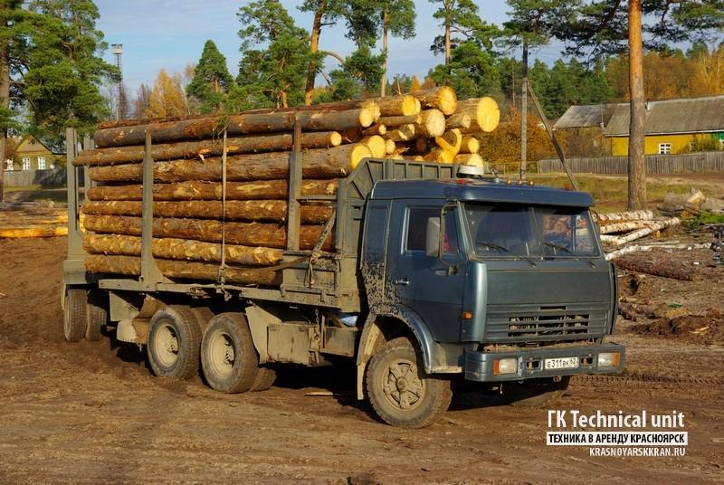 лидерство картинка лесовозы камаз горы зимой